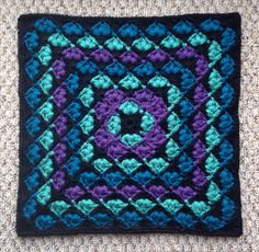 Ravelry: Project Gallery for 4033 Crochet Square pattern by MYpicot