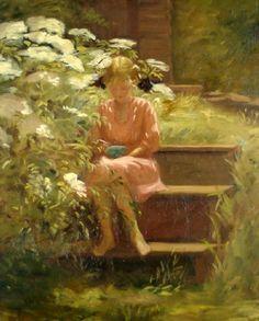 susan ricker knox - American artist 1874-1959