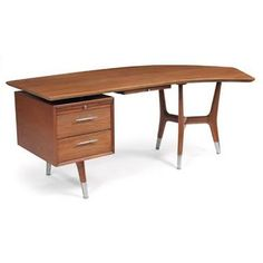 curved desk - Google Search