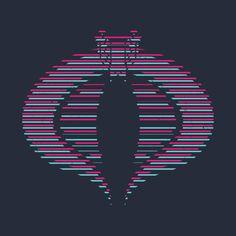 80s Cobra design on @TeePublic!