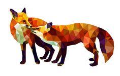 """Saatchi Art Artist Kamilla Marant; New Media, """"f▲x"""" #art"""