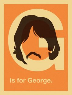 G is for George #legendsinthecloud