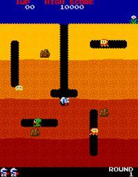 Dig Dug (1982), by Namco