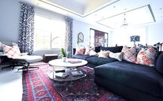 Caitlin Wilson: Decorating with Persian Rugs