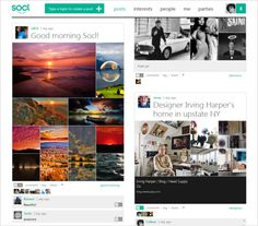 Microsoft opens up it's Socl social-search project to the public, go test it now