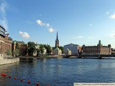 Walking around Stockholm (poetryphotopost)