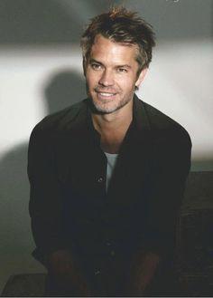 Actor Timothy Olyphant, Grandson of actor John K Olyphant who is the grandson of Emily Thorn Vanderbilt Sloane White.