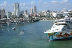 Norwegian Getaway in #Miami. #Travel #Getaway #UltimateGetaway #Vacation