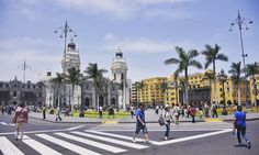 A Guide to Visiting Lima, Peru - Passion Passport Inca Empire, Lima Peru, Colonial Architecture, Peru Travel, Capital City, Plan Your Trip, 16th Century, World Heritage Sites, Night Life