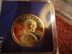 2002-S //  BU  //  PROOF // SAC$1 Sacagawea Dollar  //  M-318