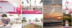 Huntington Beach Hyatt Regency Wedding Photography Photographer Outdoor Twin Fountain Pool 10