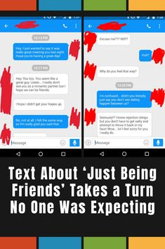 Text About 'Just Being Friends' Takes a Turn No One Was Expecting Awesome Wow, Amazing, That Way, Take That, Laughing Therapy, Family Relations, Family Is Everything, Pinterest Photos, Just Friends