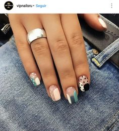 50 Most Amazing Ombre Nail Art Designs - Nail Designs - . - 50 Most Amazing Ombre Nail Art Designs - Nail Art Designs, Square Nail Designs, Short Nail Designs, Nail Polish Designs, Acrylic Nail Designs, Nails Design, Acrylic Nails, Gel Polish, Cute Nails