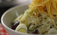 Receita de arroz natalino para a ceia é simples de fazer e delicioso