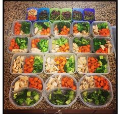 Operation prep -healthy meals and snacks