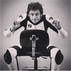 Valentino Rossi. Legend.