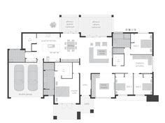 Floor plan acerage homes, country style homes, dream house plans, house Dream House Plans, Small House Plans, House Floor Plans, Dream Houses, Dream House Interior, Dream Home Design, House Design, Acerage Homes, Custom Floor Plans