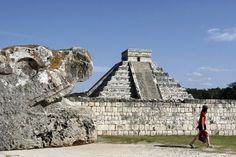 The ancient ruins of Chichen Itza are greatly significant, but the Yucatan offers many better places with fewer crowds for exploring Maya ruins. Aztec Ruins, Mayan Ruins, Ancient Ruins, New Seven Wonders, Wonders Of The World, Chichen Itza Mexico, Mexico Tours, Most Beautiful Beaches, Beautiful Sky
