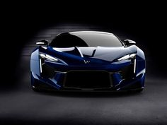 This Is The Fenyr SuperSport: The Lykan HyperSport Has A Sibling