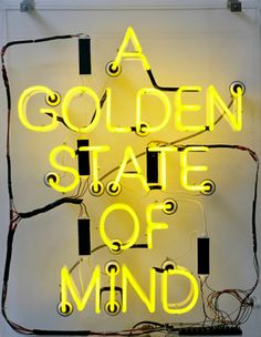 A Golden State of Mind
