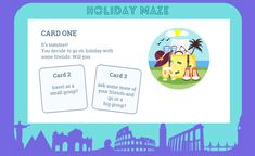 E-learning Game - Choose Your Own E-Learning Adventure Learning Games, Challenges, Adventure, Cards, Adventure Movies, Maps, Adventure Books, Playing Cards