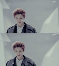 Luhan is so beautiful in this MV(Miracles in December) <3 <3 the way he stares the camera is like *____* >.< aaaah
