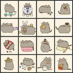 #Hello Guys:) THANK YOU GUYS for joining my board #Pusheen!!You can share this board to people on #Pinterst and you can join if you want:)All of the pins I posted you can #SHARE THEM ALL!!.  -I am going to change the Title and put a #HASHTAGS of this board.