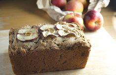 Apple and ginger loaf recipe