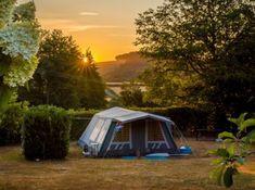 Morvan Rustique - Campingfrankrijk.eu Outdoor Gear, Tent, Camping, Travel, Rustic, Porches, Campsite, Store, Viajes