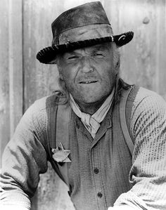 The Young Riders Cast, great tv, hat, powerful face, intense eyes, portrait, photo b/w.