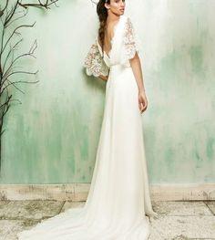 Las 5 tendencias que querrás llevar en tu vestido de novia