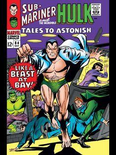 Tales to Astonish Series) comic books Marvel Comics Superheroes, Hulk Marvel, Marvel Comic Books, Comic Books Art, Book Art, Avengers, Marvel Heroes, Marvel Comic Universe, Comics Universe