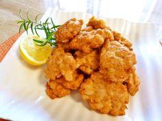 簡単チキンナゲット♪~鶏胸肉で~