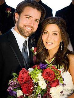 """24""s Marisol Nichols Gets Married 2008"