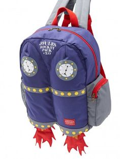 Joules Rocket Pack Rucksack