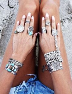 Bohemian Jewelry ♡ L.O.V.E.