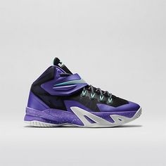 1c62a410d4f Nike Zoom LeBron Soldier VIII (3.5y-7y) Kids  Basketball Shoe
