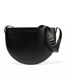 Victoria Beckham Half-Moon bag.