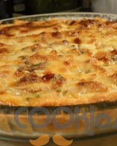Κις λορεν (Quiche Lorraine) Quiche Lorraine, The Best, Macaroni And Cheese, Recipies, Savoury Pies, Cooking, Breakfast, Ethnic Recipes, Quiches