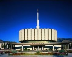 The first Ogden, Utah LDS Temple is where I was sealed to my parents and got my endowments. I loved this building!