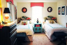 love this shared room for girls