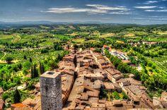 #Sangimignano beautiful!