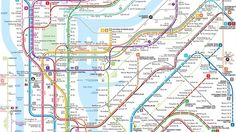 This New NYC Subway Map May Be the Clearest One Yet