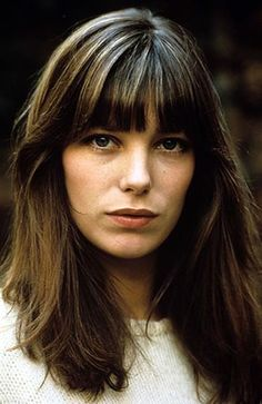 Jane Birkin (Actress & Singer).