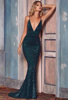 Adyce New Summer Celebrity Party Dress Sequin Women Dress Vestidos Verano 2019 Maxi Backless V Neck Spaghetti Strap Club Dresses Elegant Dresses For Women, Party Dresses For Women, Club Dresses, Pretty Dresses, Sexy Dresses, Beautiful Dresses, Summer Dresses, Wedding Dresses, Prom Gowns
