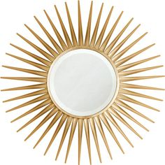 Barclay Butera Somerton Starbust Mirror