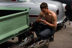 On the Scene…..Vintage Car Show at Viva Las Vegas, Las Vegas « The Sartorialist