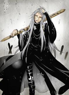 Undertaker from Black Butler | Undertaker by cleochen on deviantART