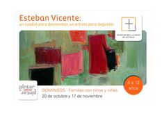 Esteban Vicente: un cuadro para desmontar, un artista para degustar. Experiencia didáctica realizada el 20-10-2013 en el Museo de Bellas Artes de Asturias