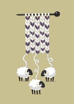 Wool Scarf by freeminds.deviantart.com on @deviantART